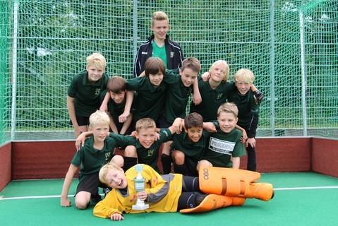 Westfalenmeister Team DHG Knaben-B