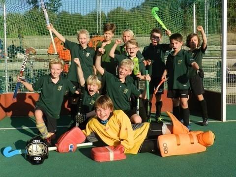 Westfalenmeister Team DHG Knaben-C
