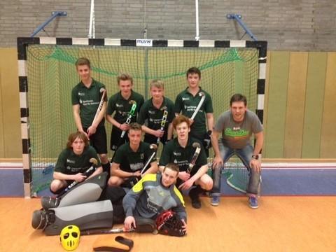 Westdeutscher Meister Team DHG Jugend-A