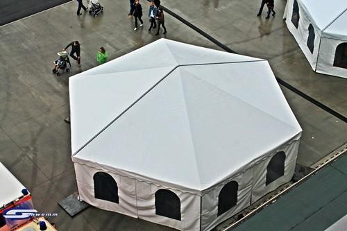 Pavillon oder Rondo