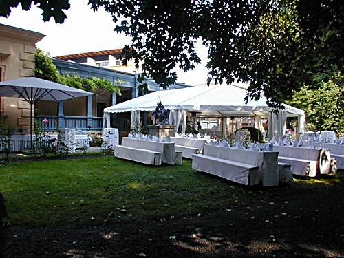 Hochzeitszelte