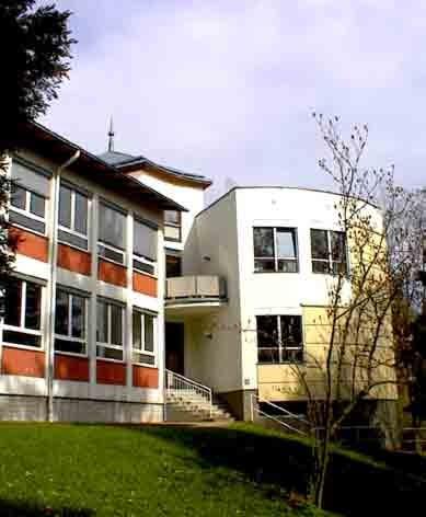 Haupthaus mit Zubau