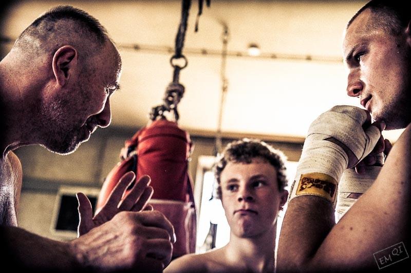 Max, der Boxer