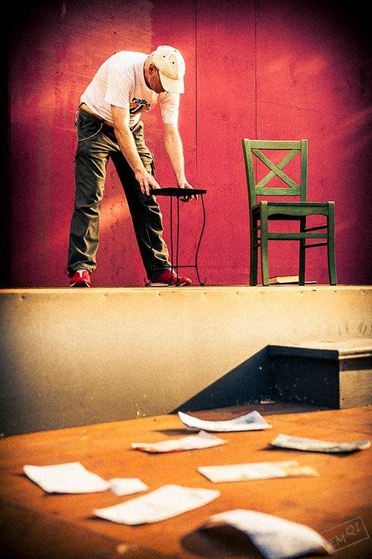 Theaterprobe Weingarten