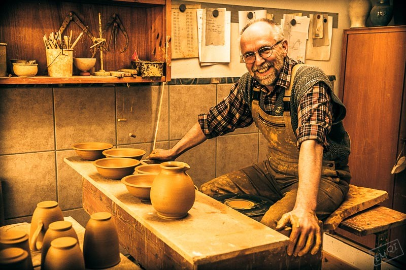 Jürgen Kretzschmar, Keramik Werkstatt Beuren