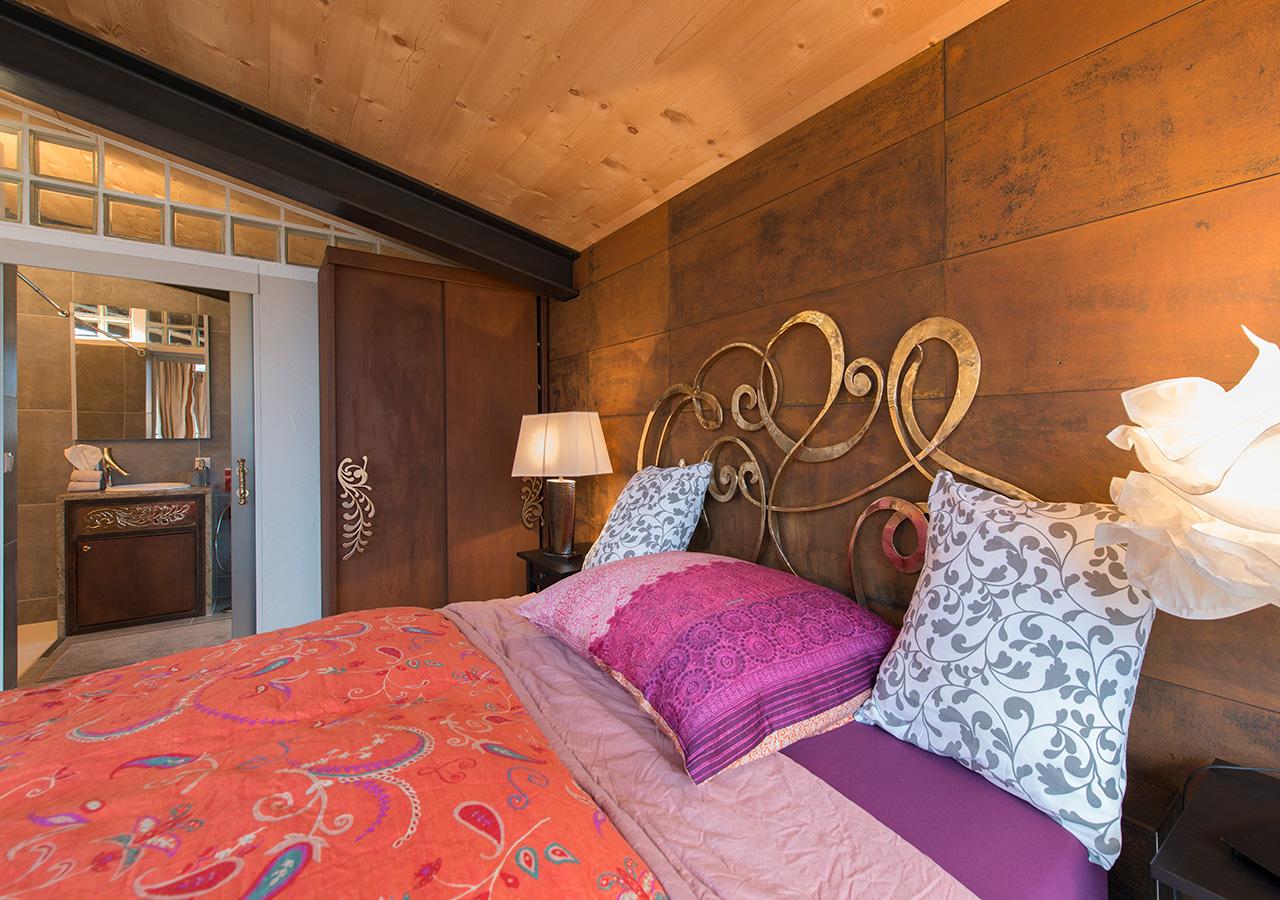 Schlafzimmer Detail Zauberflöte