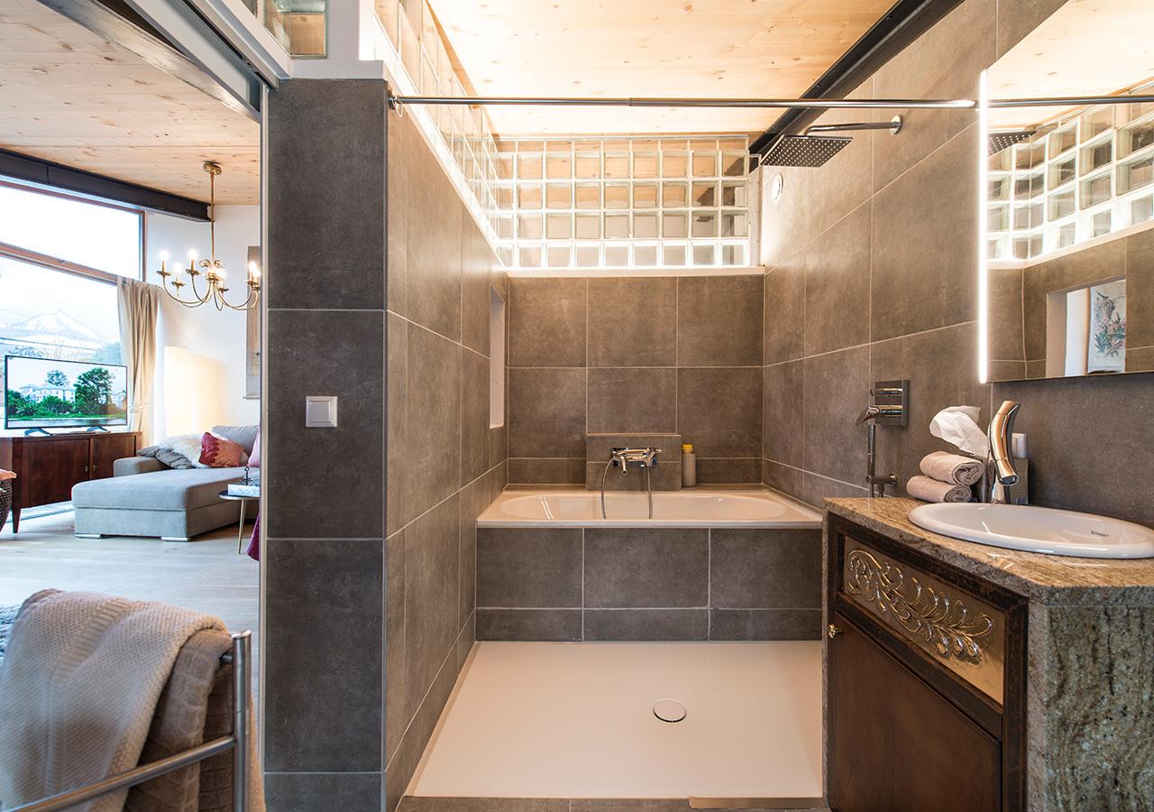 Bath room Zauberflöte