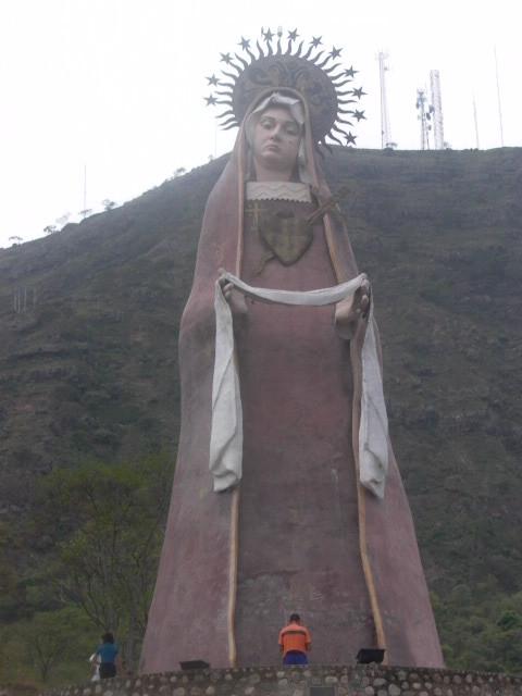 VIRGEN DE MANARE (virgen de betoyes)