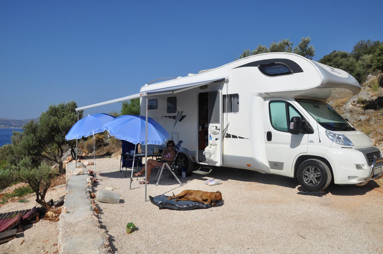 Camping Kac Meerblick 2013
