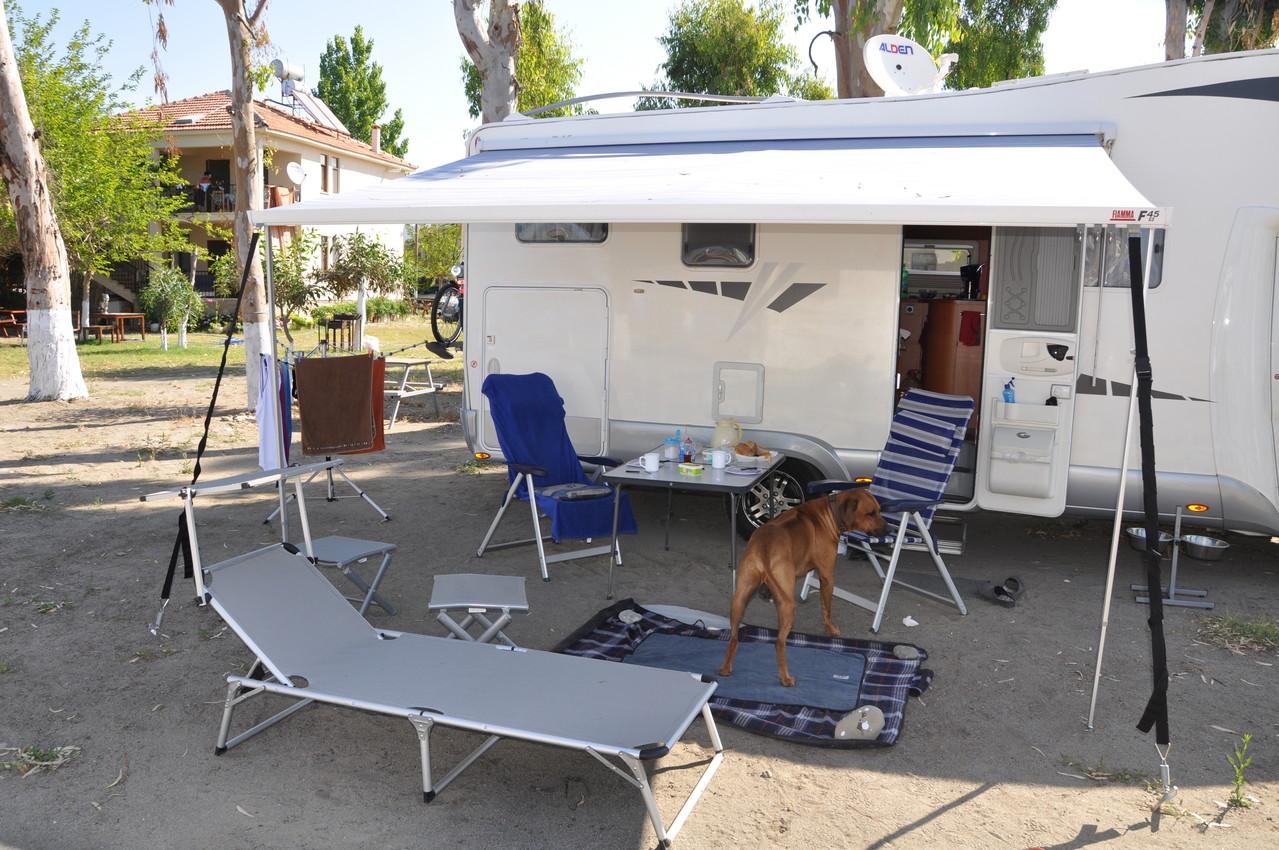 Camping Fethye 2013