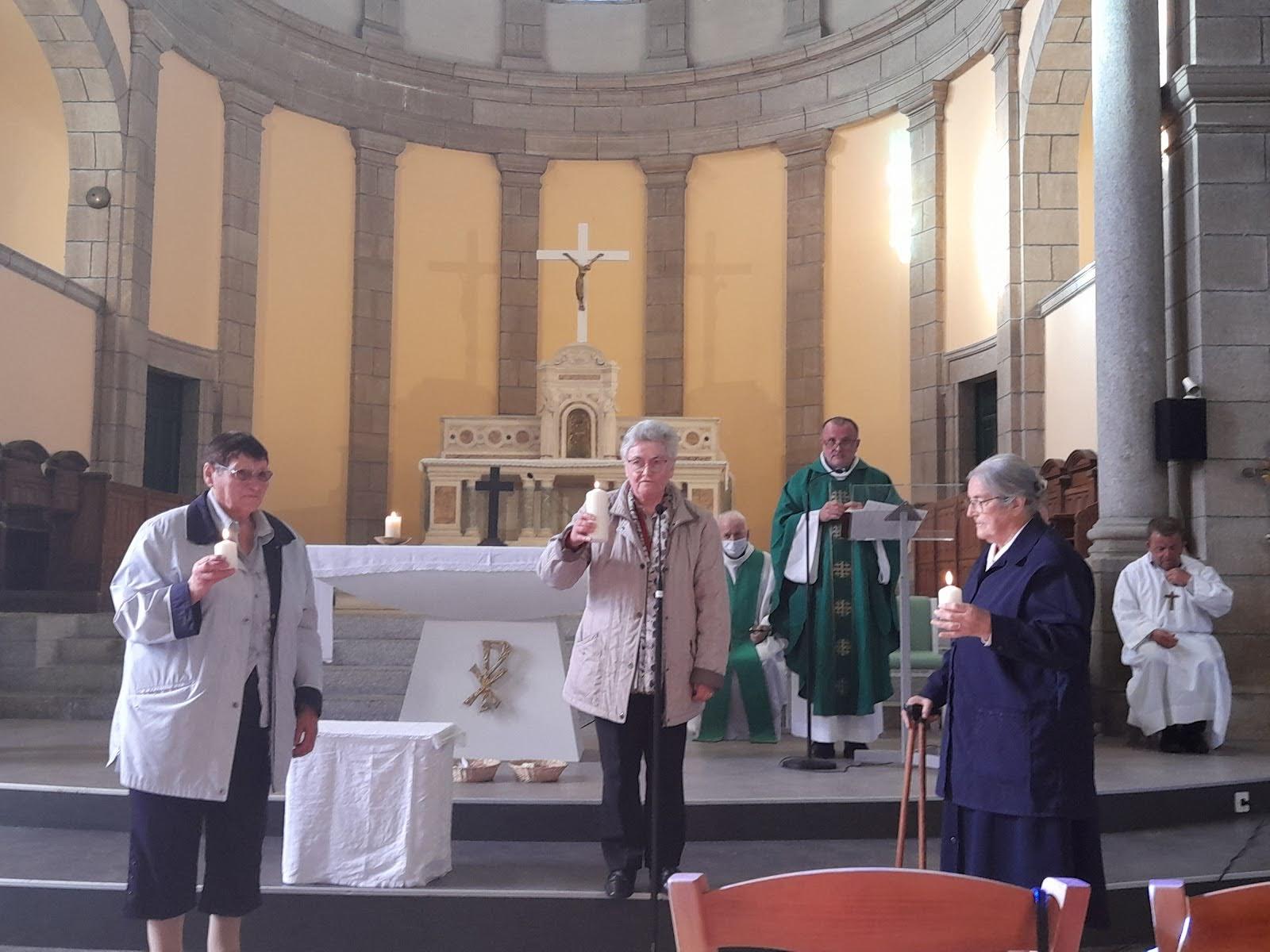 Messe d'Action de grâce pour les Filles du Saint Esprit