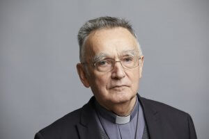 5 novembre 2018 : Mgr Georges PONTIER, Evêque de Marseille et Pdt de la CEF.