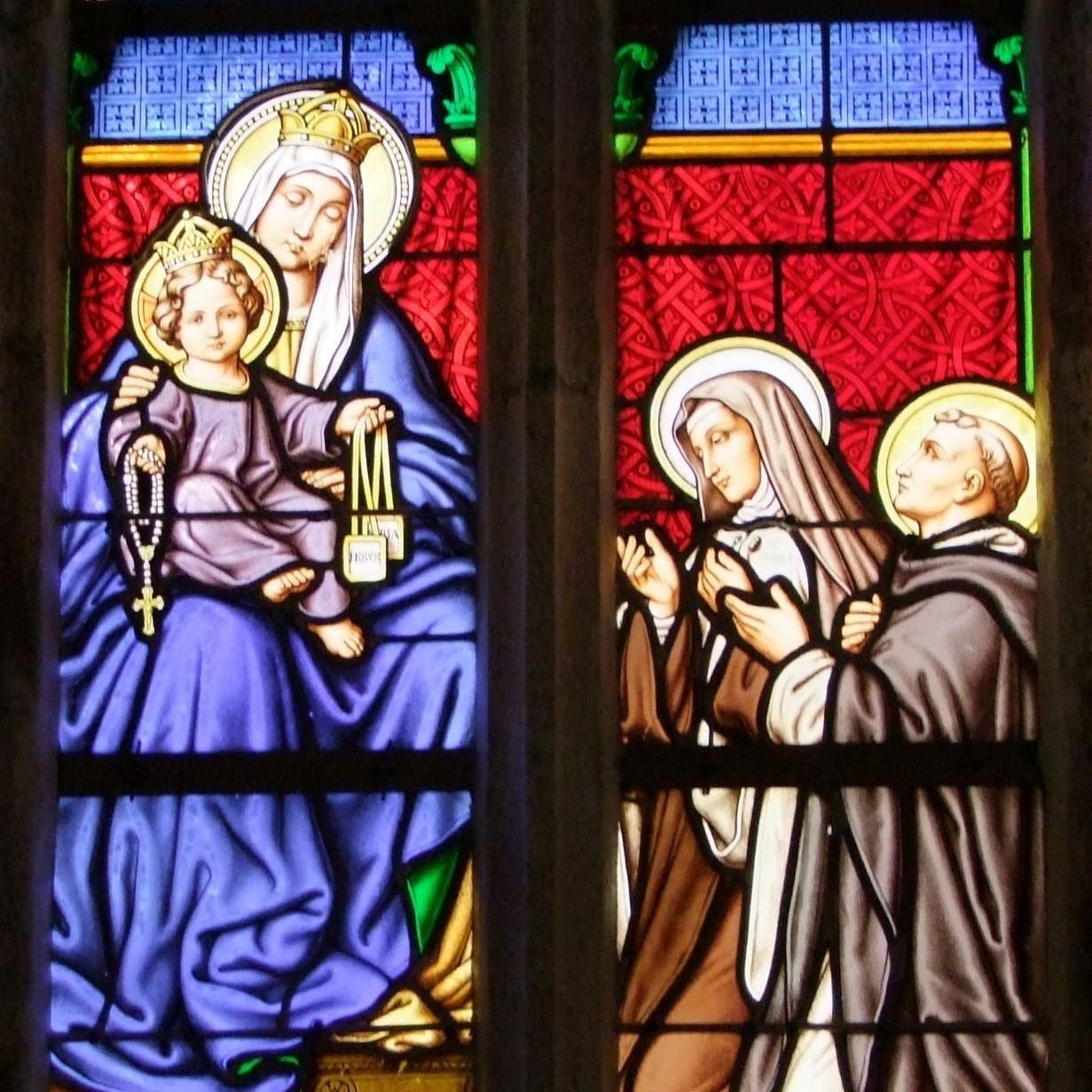 Mois du Rosaire à Sainte-Hélène, Douarnenez