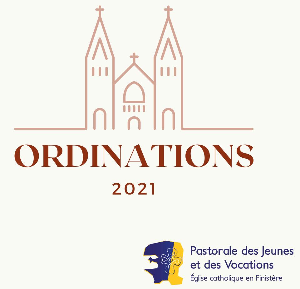 Prières pour les ordinations 2021