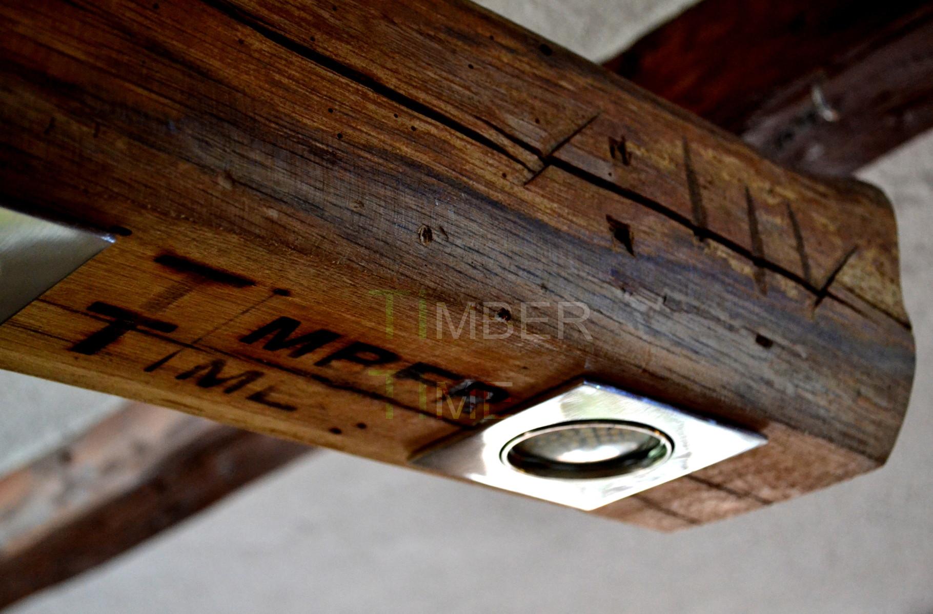 Lampe FACHWERKBALKEN