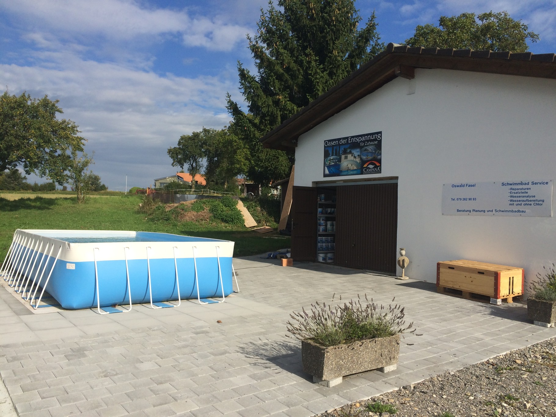 Schwimmbad - Service - Pool - pool-servicess Webseite!