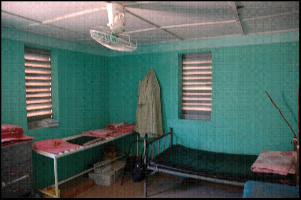 Salle d'accouchement du CSCOM de Toguel