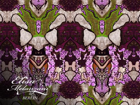 purple bumblebee © ELISA MELANZANI BERLIN