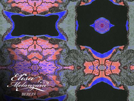rosy squares © ELISA MELANZANI BERLIN