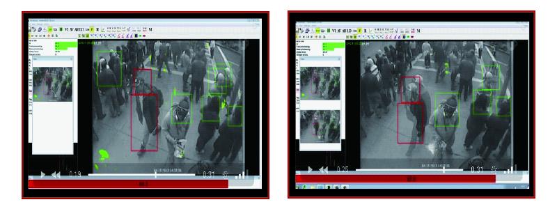 ボストンマラソン自爆テロ犯人映像の解析結果(犯人A逮捕・犯人B自爆)