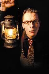 """Klaus Eckel in """"Not sucht Ausgang"""" 2008"""