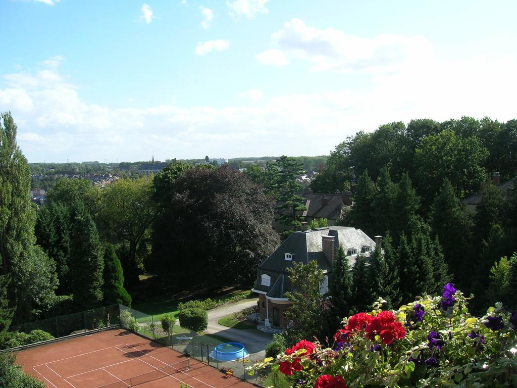 Vue sur Nivelles