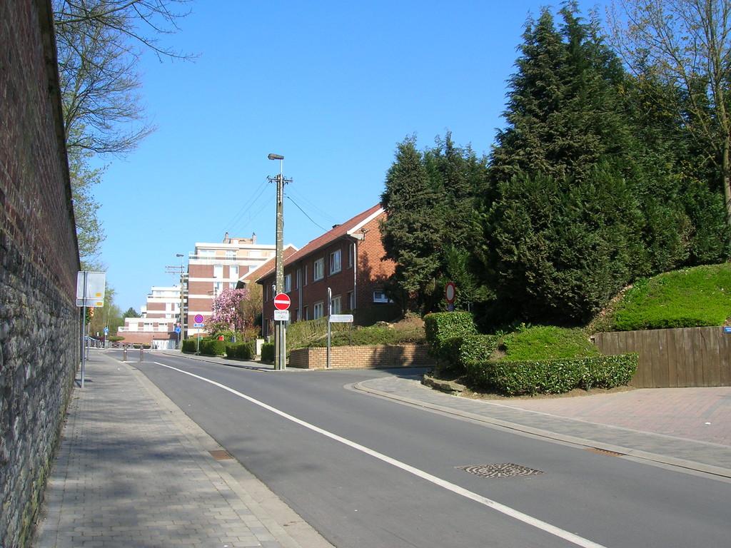 La rue de Sotriamont