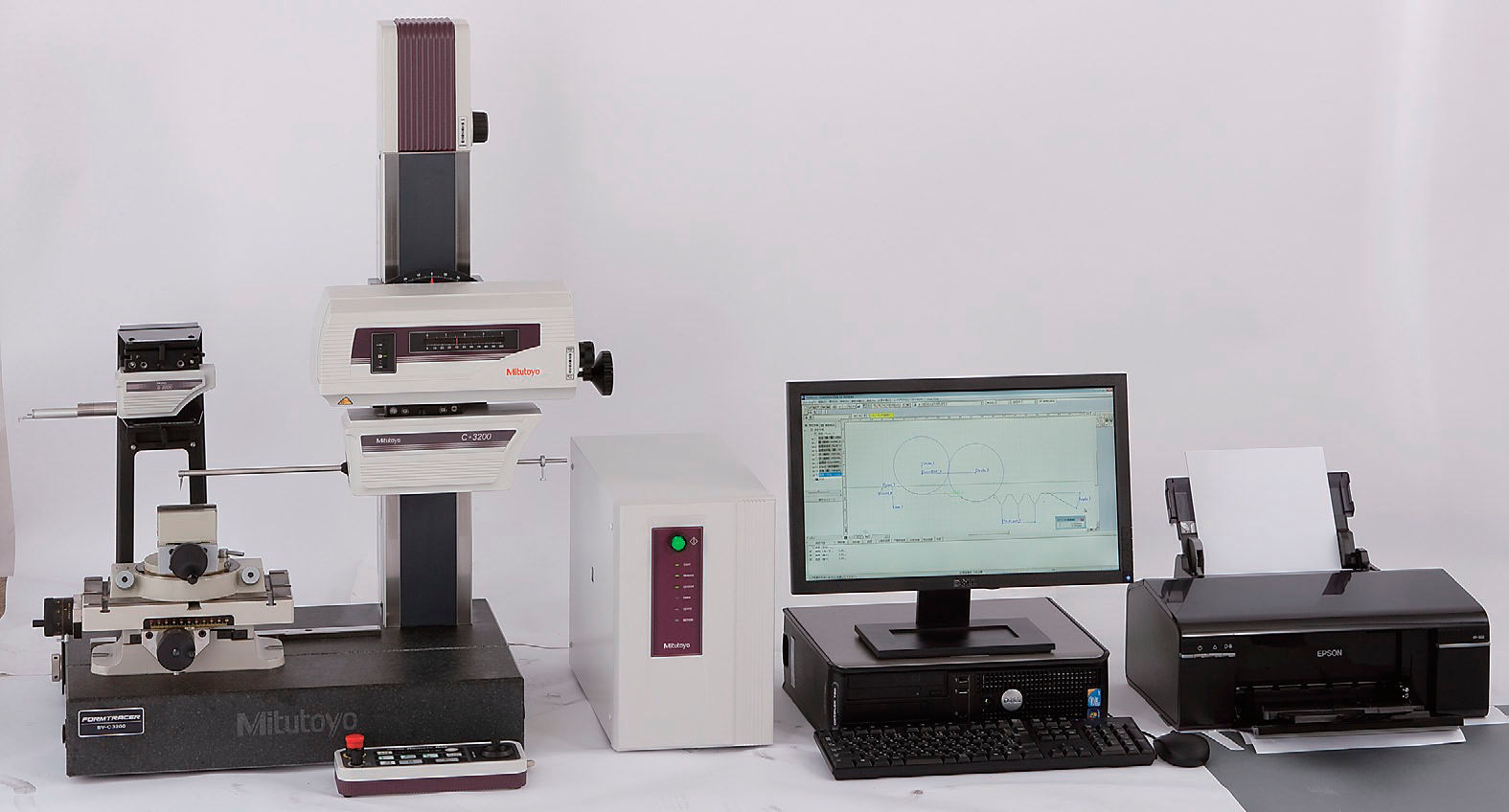 表面性状測定装置 平成25年1次