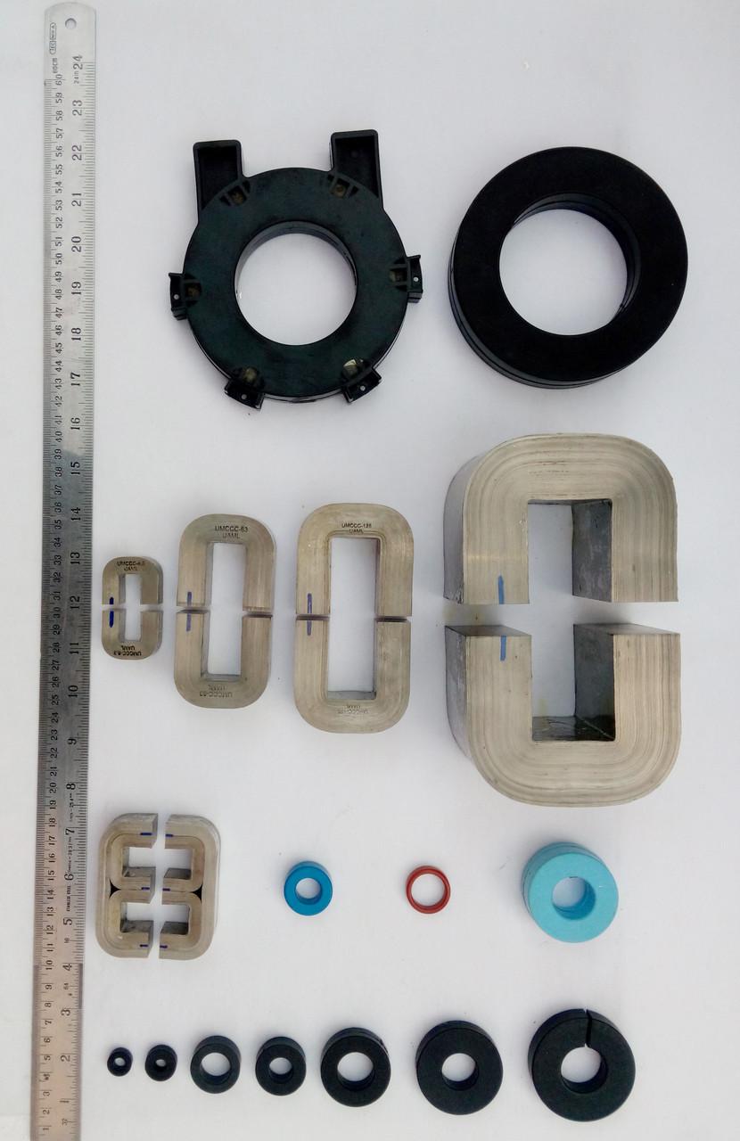 ナノクリスタルから大型カットコアまで、アライド社の技術が継承されています。
