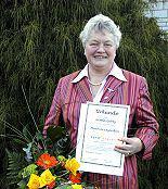 Ehrenvorsitzende Gisela Görtz Bargteheide