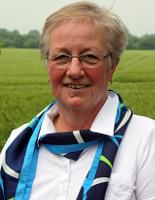 Beisitzerin Kerstin Rübcke Ahrensburg