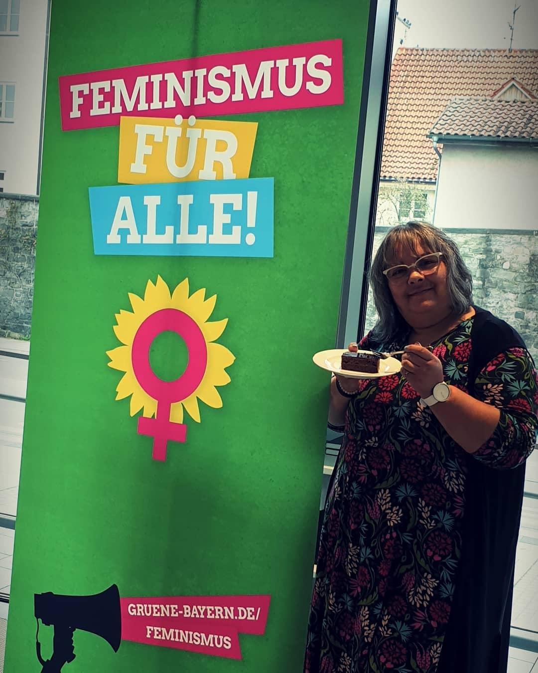 Frauencafe zu Beginn der LDK in Lindau