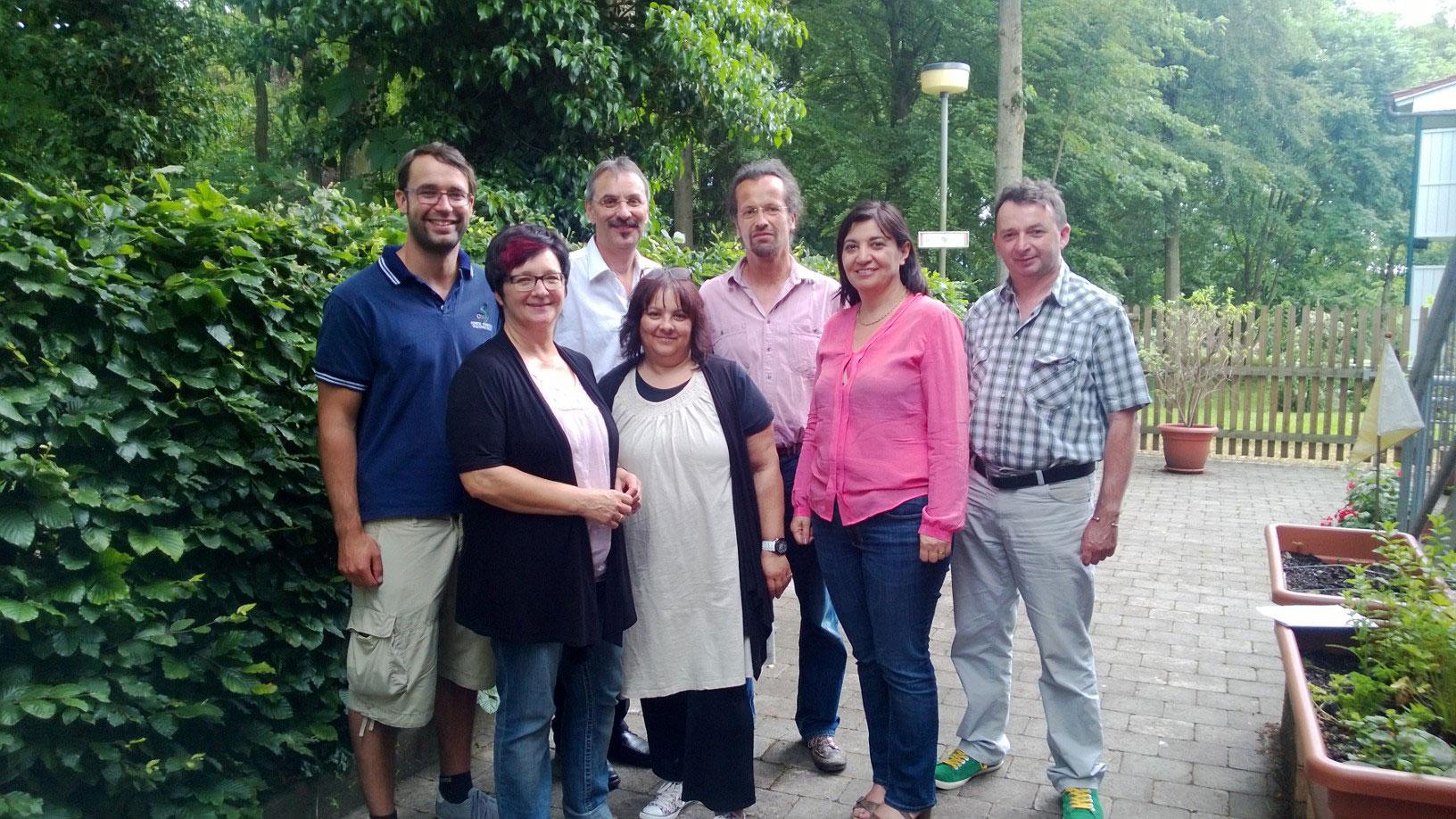 Demenztour mit MdB Ekin Deligöz in Schwaben 2013