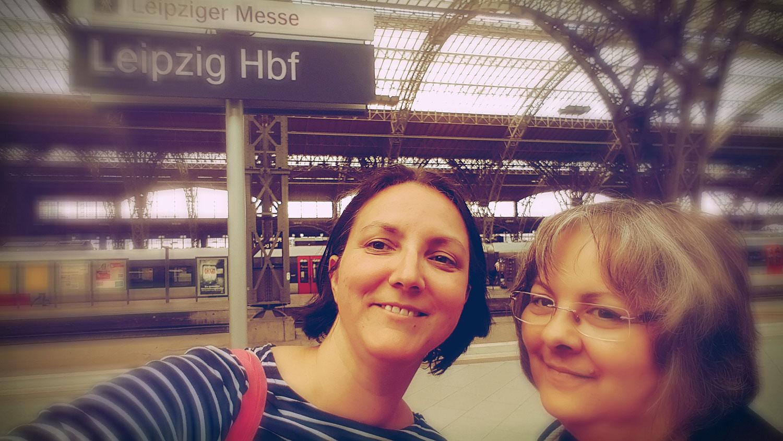Bundesfrauenkonferenz in Leipzig mit Melitta