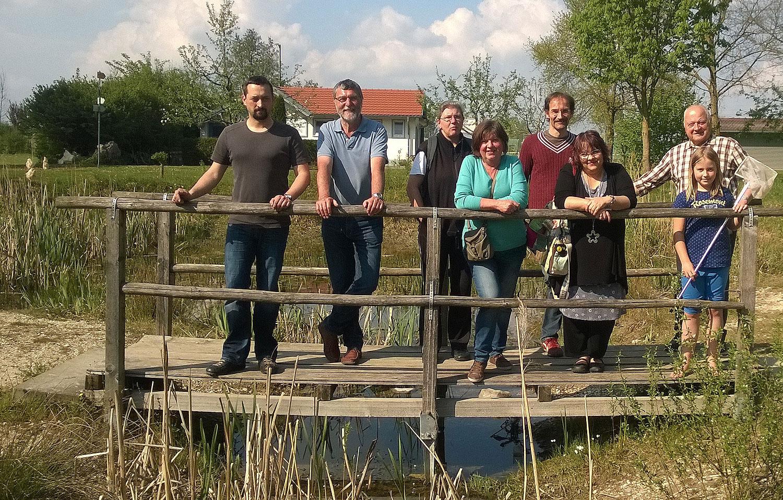 Besuch in der Umweltstation mooseum in Bächingen