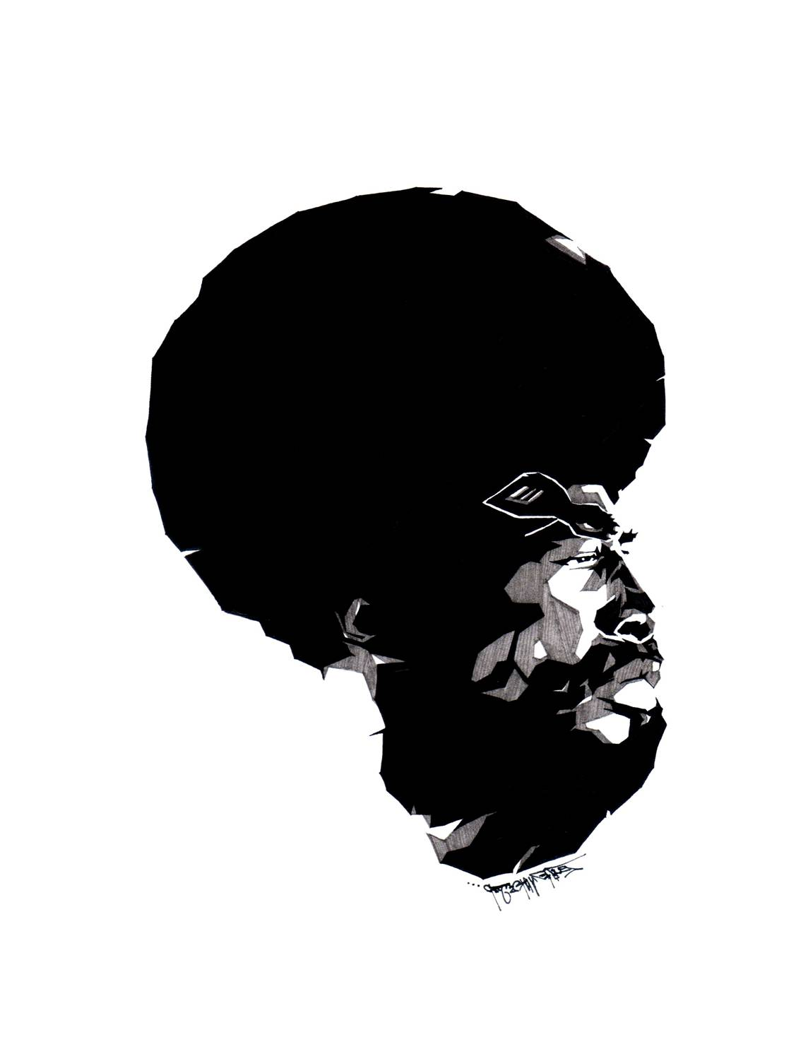 T-SHIRTS DESIGN for QUESTLOVE[THE ROOTS]