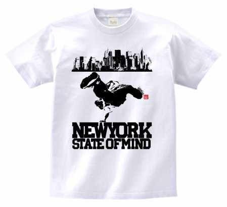 Design for NEW YORK STATE OF MIND