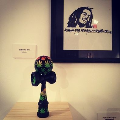 KENDAMA Original Custom @Ultrasupernew gallery