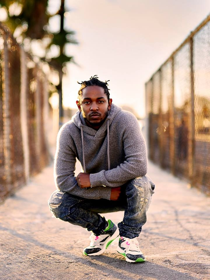 Design for Kendrick Lamar.