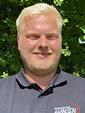 Kevin Jensen, Team / BAUGESCHÄFT HANSEN, KLANXBÜLL IN NORDFRIESLAND, nahe der Insel Sylt