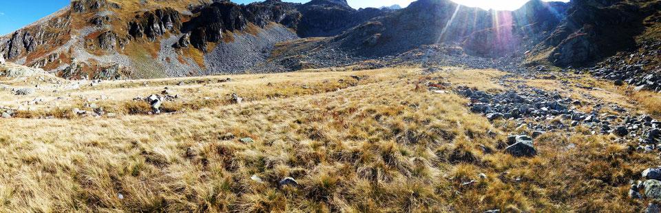 La Steppe de l'Oural aux pelouses gorgées de verre...