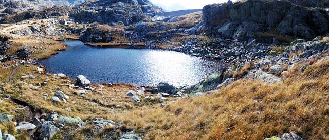 L'Ecosse et ses Loch noirs...