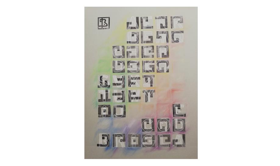 Schwarz auf Weiß - Brigola Code