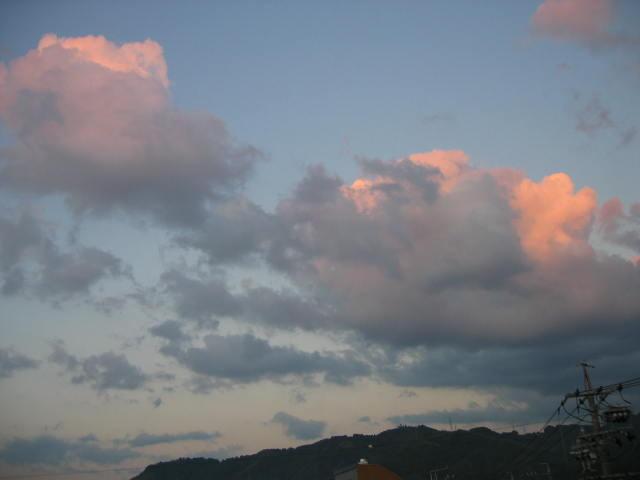 2013-11月5ー屋上からの景色