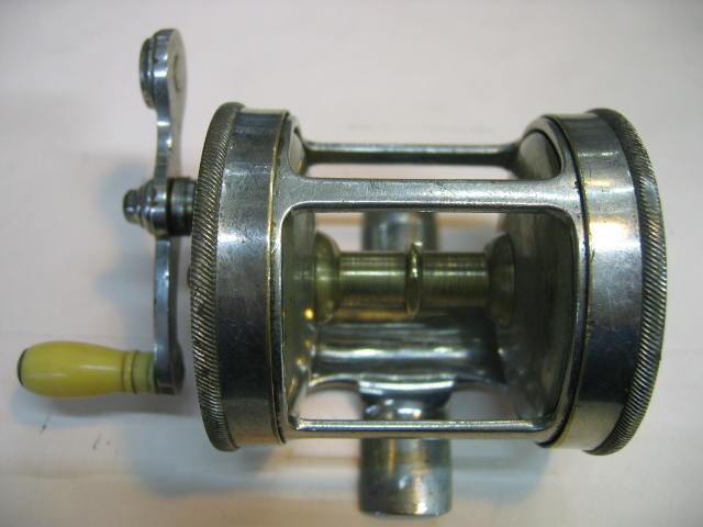 超OLDダイレクトリールAF.MEISSELBACH&BROS TRIPART580です。(1906年)再入荷¥18000