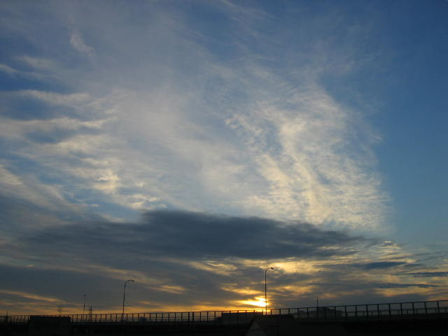 2013-11/15~屋上からの景色です。