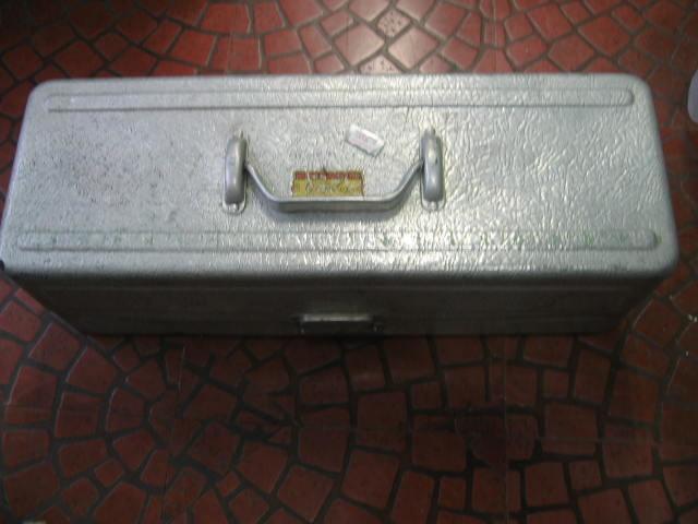 非常に軽いウォルトンのタックルボックス(アメリカより直輸入) ¥25800