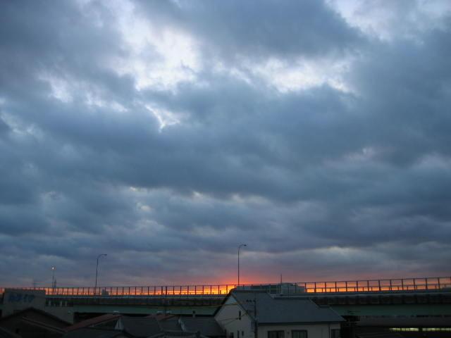 2014-1月14ー屋上からの景色