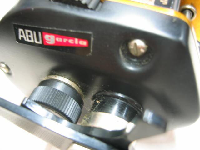 ABUのウルトラマグPULSの箱付きできずがなくこすれが少しある状態です。ズバリ¥24800