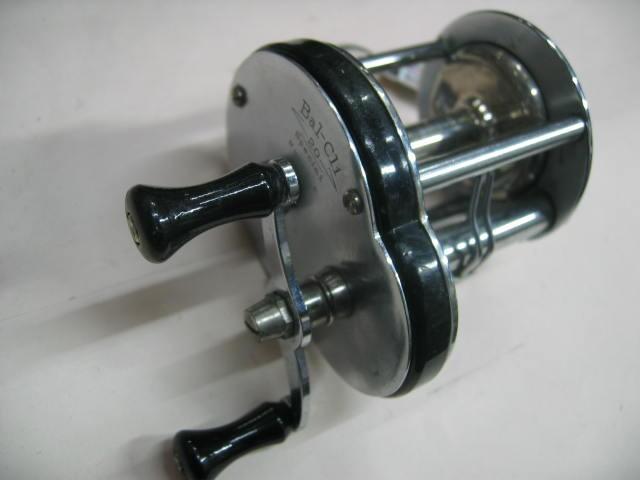 Bal-Cl1のダイレクトリール(回転良好な美品)です。残り1台になりました。¥15800